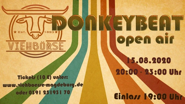 Bild Donkeybeat open Air